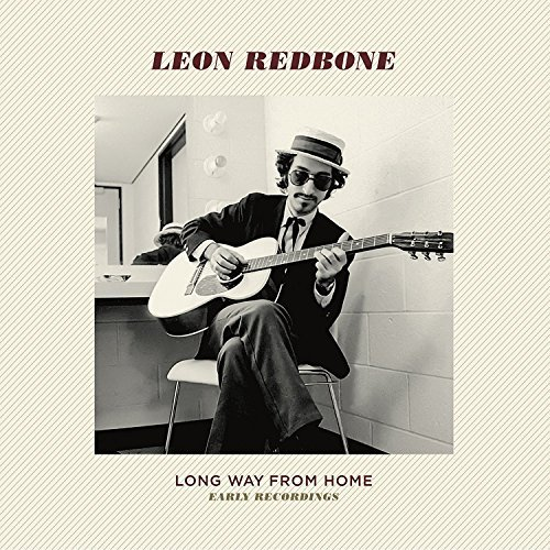 Leon Redbone Long Way From Home Double Pocket Gatefold With Metallic Gold Ink 2lps