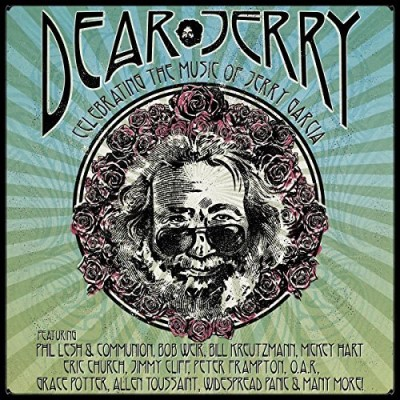 Dear Jerry Celebrating The Music Of Jerry Garcia 2 CD DVD Combo