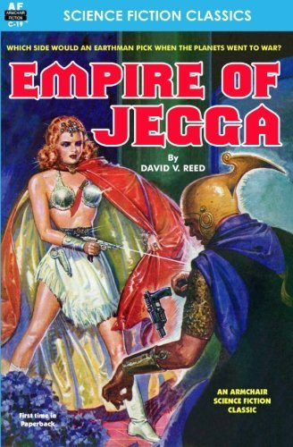 David V. Reed Empire Of Jegga