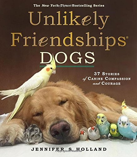 Jennifer S. Holland Unlikely Friendships Dogs 37 Stories Of Canine Compassion And Courage
