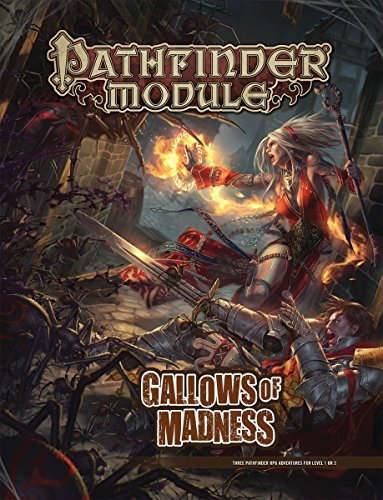 Mikko Kallio Pathfinder Module Gallows Of Madness