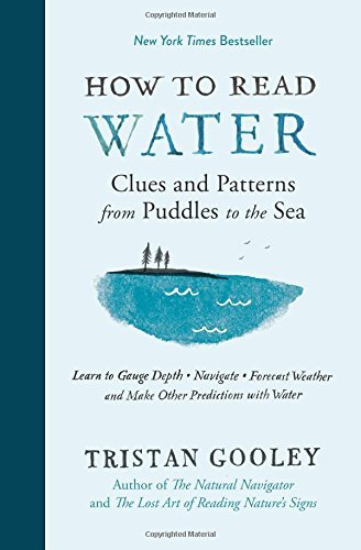 Tristan Gooley How To Read Water Clues And Patterns From Puddles To The Sea