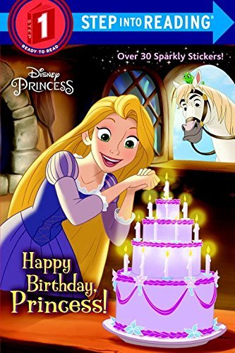 Jennifer Liberts Happy Birthday Princess! (disney Princess)