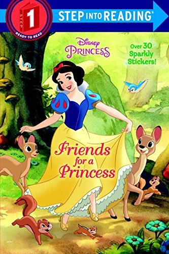 Melissa Lagonegro Friends For A Princess (disney Princess)