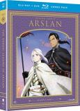 Heroic Legend Of Arslan Season 1 Part 1 Blu Ray DVD Nr