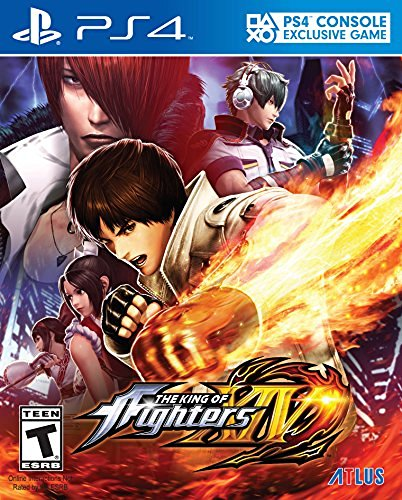 Ps4 King Of Fighters Xiv