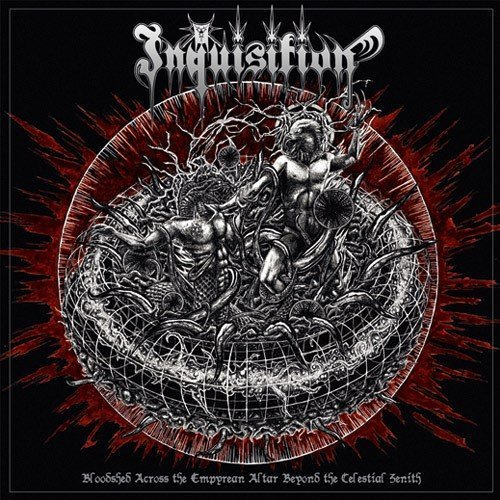 Inquisition Bloodshed Across The Empyrean 2lp