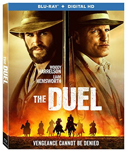 The Duel Hemsworth Harrelson Blu Ray Dc R