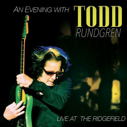 Todd Rundgren Evening With Todd Rundgren Liv