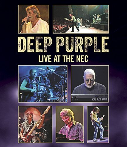 Deep Purple Live At The Nec