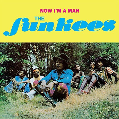 The Funkees Now I'm A Man Lp