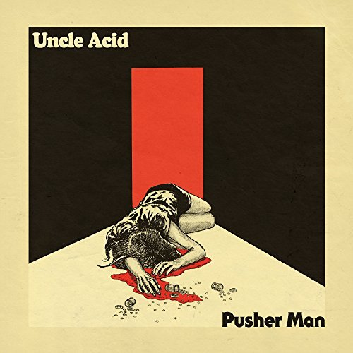 Uncle Acid & The Deadbeats Pusher Man B W Remember Tomorrow (purple Vinyl)