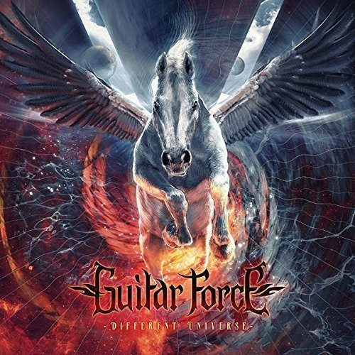 Guitar Force Different Universe Import Gbr