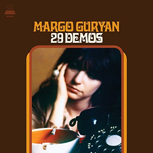 Margo Guryan 29 Demos (blue & Red Vinyl)