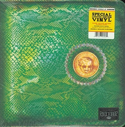 Cooper Alice Billion Dollar Babies (green Yellow Orange Marble Rocktober 2016 Exclusive