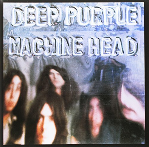 Deep Purple Machine Head (clear Vinyl) Rocktober 2016 Exclusive Ltd To 2500 Copies