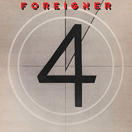 "Foreigner 4 (""urgent"" Red Vinyl) Rocktober 2016 Exclusive Ltd To 2400 Copies"