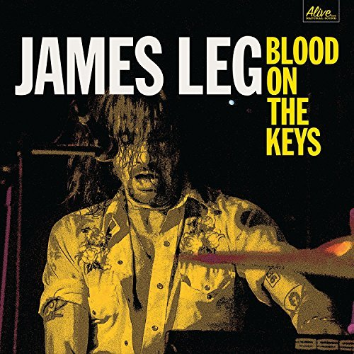 James Leg Blood On The Keys