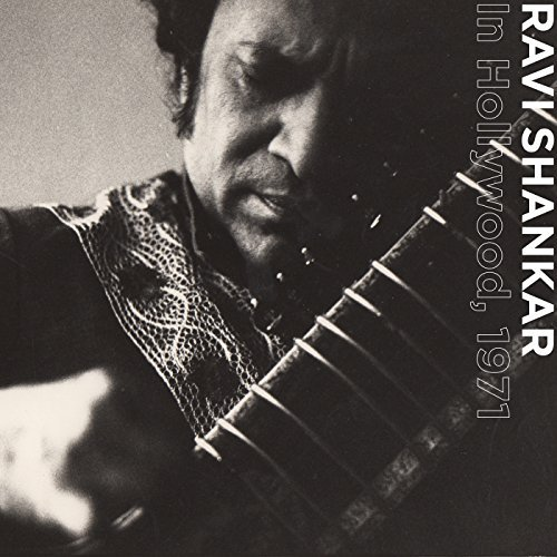 Ravi Shankar In Hollywood 1971 2cd Gatefold Wallet