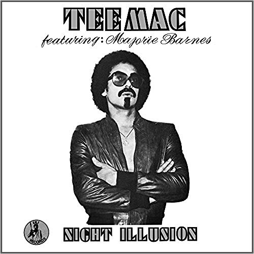Tee Mac Featuring Marjorie Barnes Night Illusion Lp Exact Replica Artwork + Sleevenotes And Dl