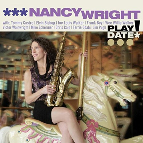 Nancy Wright Playdate!