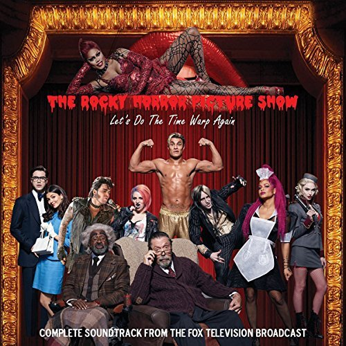 Rocky Horror Picture Show Complete Soundtrack From The Fox Television Broadc