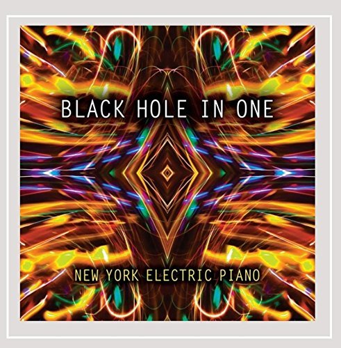 New York Electric Piano Black Hole In One