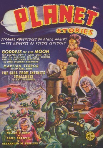 Malcolm Reiss Planet Stories Spring 1940 Adventure House Presents