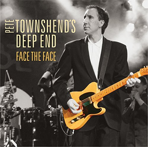 Pete Deep End Townshend Face The Face