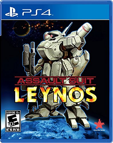 Ps4 Assault Suit Leynos
