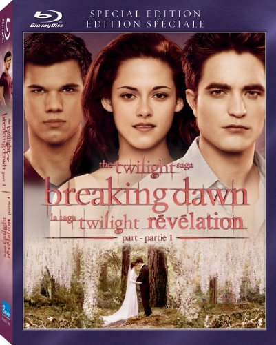 Twilight Breaking Dawn Part 1 Pattinson Stewart Lautner