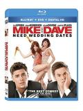 Mike & Dave Need Wedding Dates Efron Kendrick Devine Plaza Blu Ray DVD Dc R