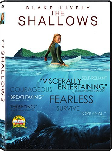 The Shallows Lively DVD Pg13