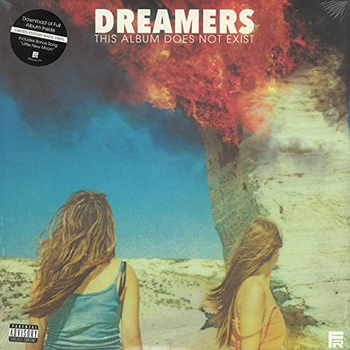 Dreamers This Album Does Not Exist (white Vinyl) Limited To 500