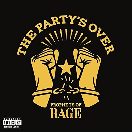 Prophets Of Rage Party's Over