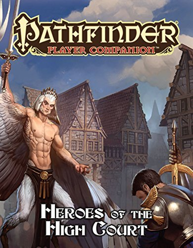 Paizo Staff Pathfinder Player Companion Heroes Of The High Court