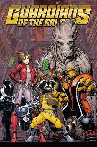 Brian Michael Bendis Guardians Of The Galaxy New Guard Volume 1 Emperor Quill