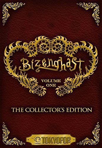 M. Alice Legrow Bizenghast The Collector's Edition Volume 1 Manga Collector's