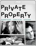 Private Property Oates Allen Blu Ray DVD Ur
