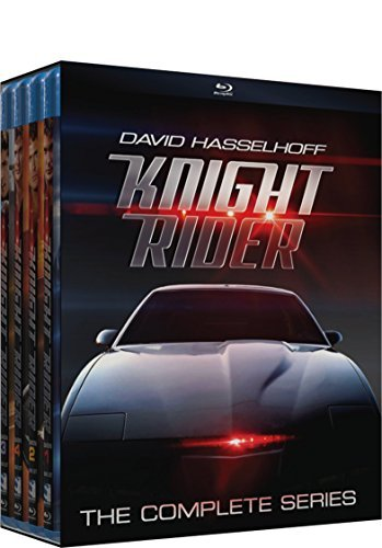 Knight Rider Complete Series Blu Ray