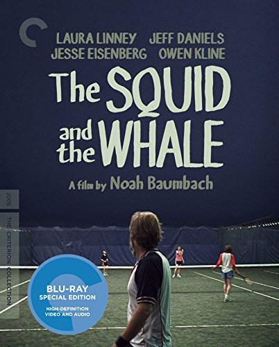 Squid & The Whale Daniels Linney Baldwin Blu Ray Criterion