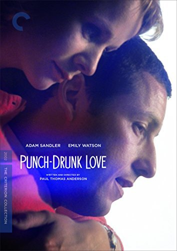 Punch Drunk Love Sandler Watson Hoffman DVD Criterion
