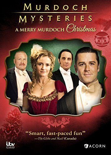 Murdoch Mysteries Christmas DVD