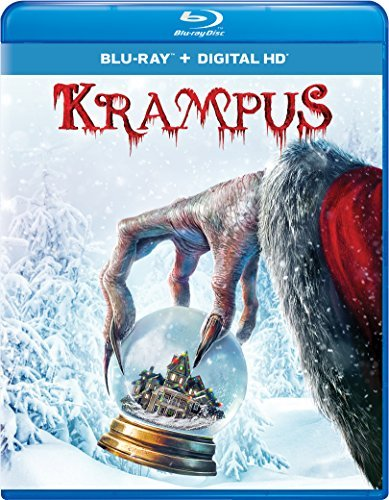 Krampus Scott Collette Blu Ray Pg13