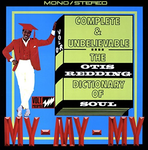 "Otis Redding Complete & Unbelievable...The Otis Redding Dictionary Of Soul (2lp 180 Gram Vinyl W Bonus 7"")"