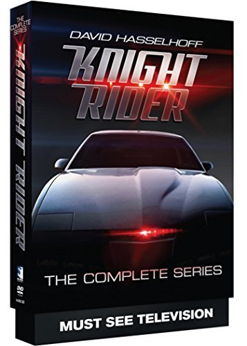 Knight Rider Complete Series DVD