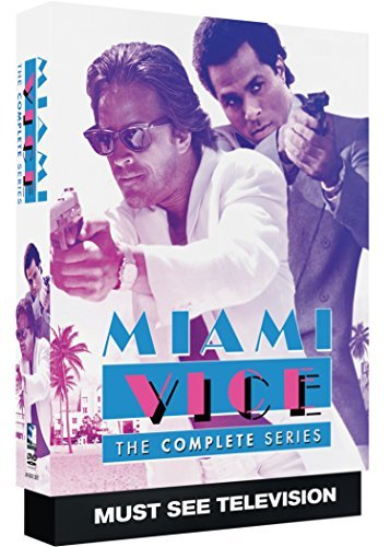 Miami Vice Complete Series DVD
