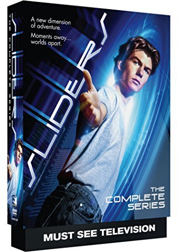 Sliders Complete Series DVD