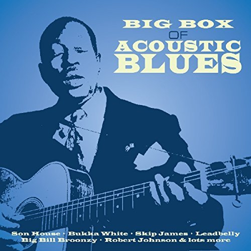 Big Box Of Acoustic Blues Big Box Of Acoustic Blues Import Gbr 6 CD
