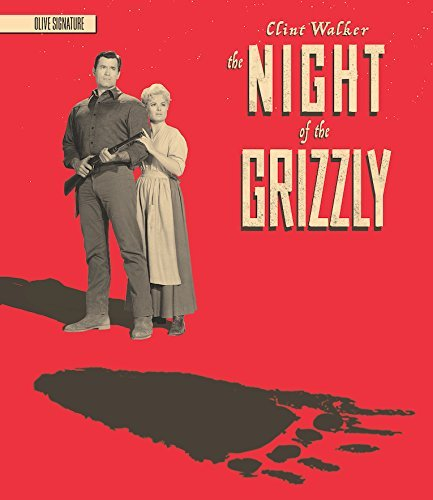 Night Of The Grizzly Walker Hyer Blu Ray G